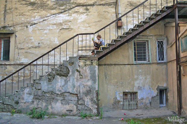 По ту сторону: Прогулка по одесским дворикам. Зображення № 21.