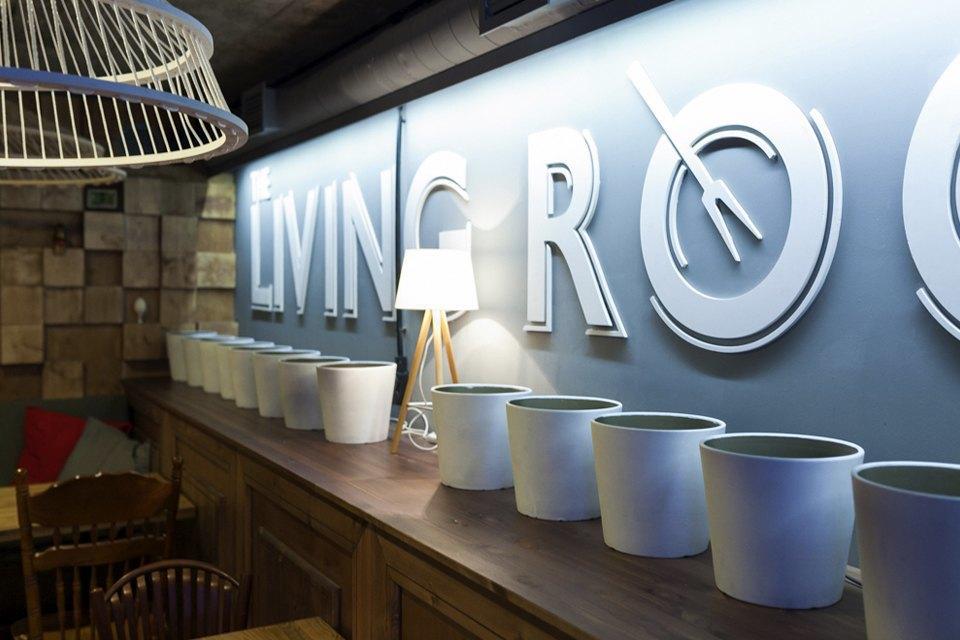 Кафе-бар The Living Room на Большой Зеленина. Изображение № 13.