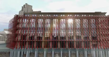 Владельцы ЦУМа объяснили, как будут реконструировать здание . Зображення № 2.