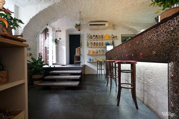 Новое место (Петербург): Кафе-бар Leica. Изображение №1.