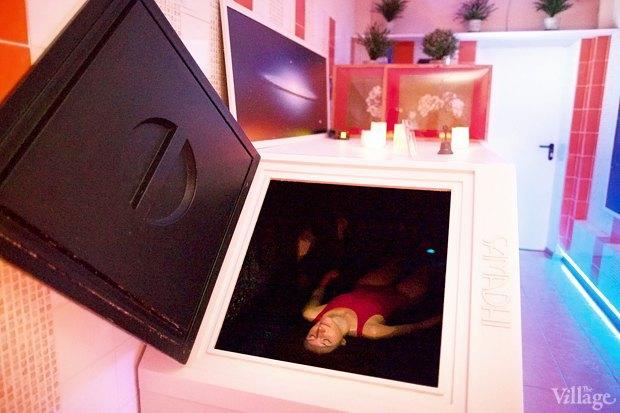 Тихо, как в танке: Александра Шевелева о камере сенсорной депривации. Изображение № 7.