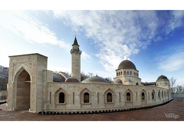 В Киеве открылась первая мечеть. Зображення № 3.