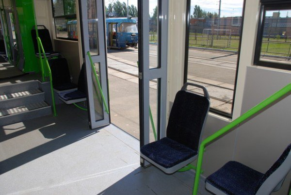 Новый скоростной трамвай «Каштан» пустят в сентябре. Зображення № 2.