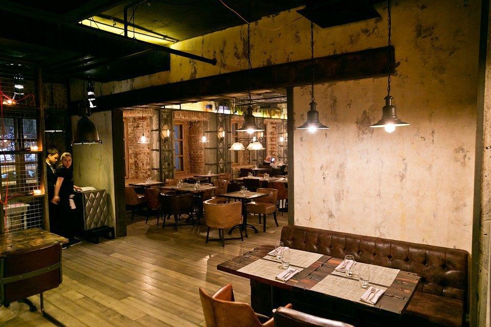 Ресторан «Фаренгейт». Изображение № 2.