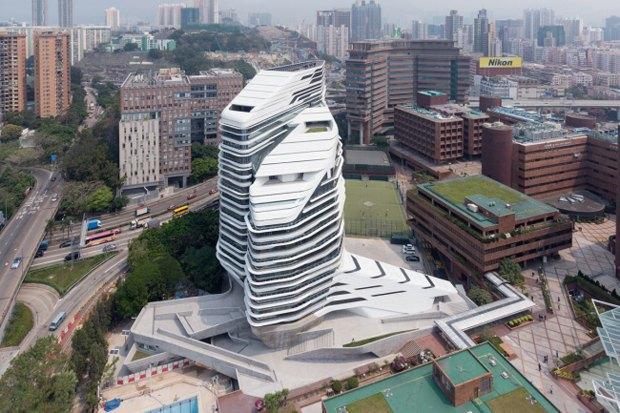 10лучших зданий первой половины 2014года. Изображение №4.