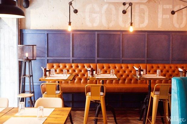 Новое место: Funky Kitchen. Изображение № 3.