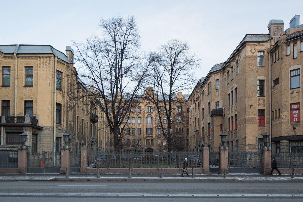 Я живу в доходном доме Лидваль (Петербург). Изображение № 3.