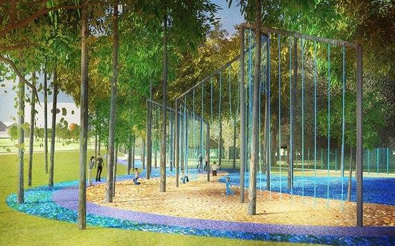 В столице впервый раз обустроят сеть ландшафтных парков