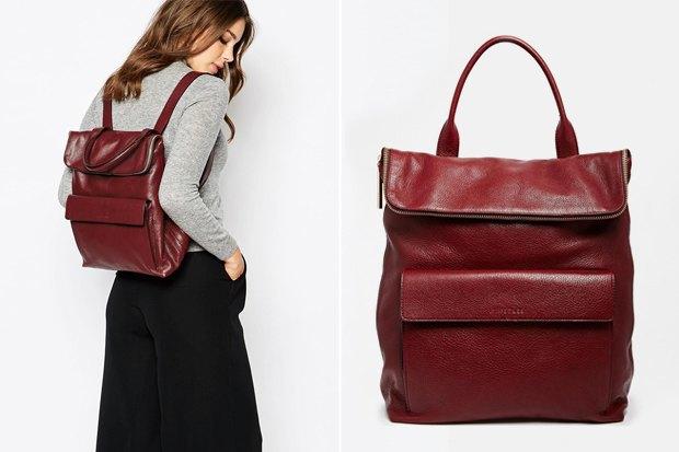 8 кожаных рюкзаков. Изображение № 7.