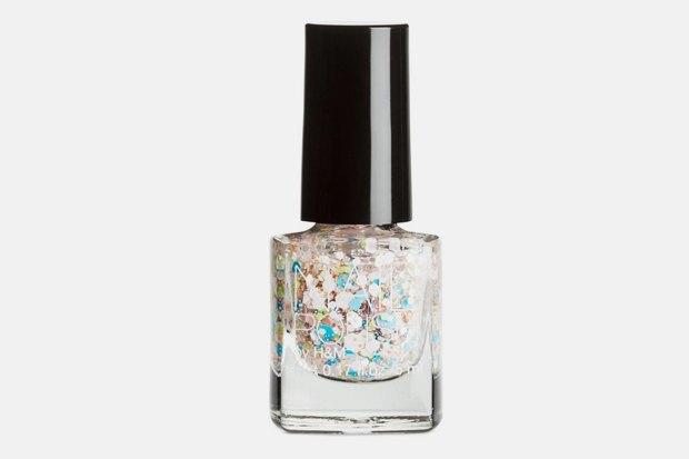 Лак для ногтей с крупным глиттером H&M. Изображение № 1.
