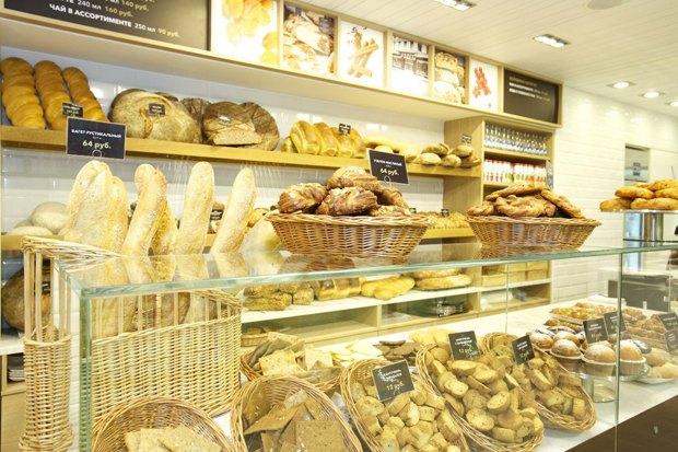 В городе открылась первая пекарня Fazer . Изображение № 3.