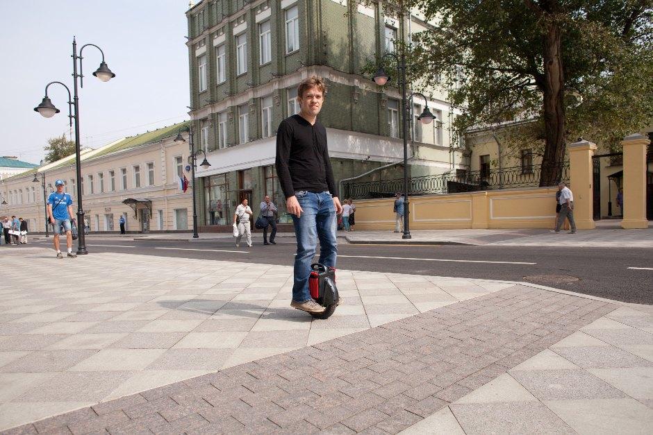 Обновлённая Пятницкая улица. Изображение № 28.
