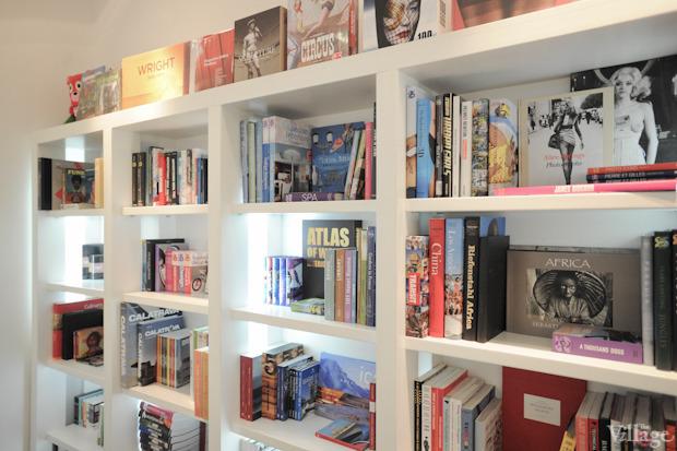 4 магазина с книгами по искусству. Зображення № 1.