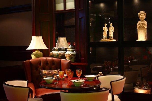 В Москве открылся ресторан «Китайская грамота». Изображение № 1.
