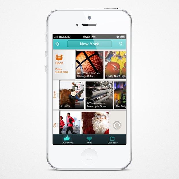 Для смартфонов разработали приложение по поиску городских мероприятий . Изображение № 2.