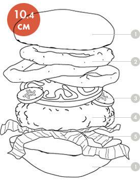 Между булок: Внутренности 20 московских бургеров. Изображение № 104.