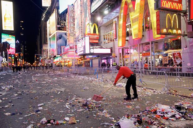 Дневник города: Зима в Нью-Йорке. Изображение № 40.