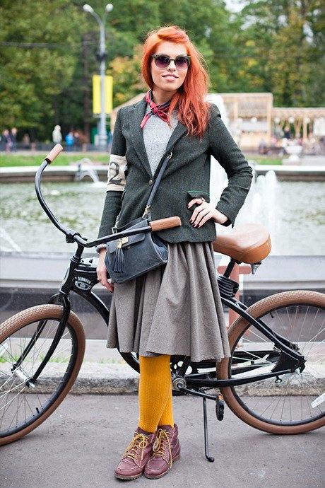 С твидом на город: Участники велопробега Tweed Ride о ретро-вещах. Изображение № 83.