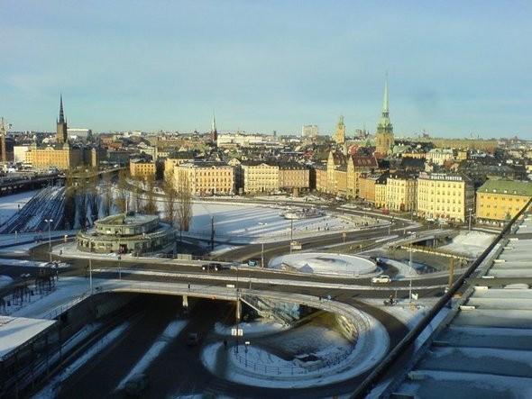 Изображение 20. Стоки и холмы Стокгольма.. Изображение № 4.