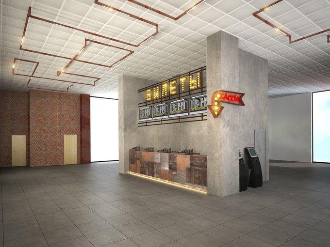 В обновленном кинотеатре «Пик» организуют фуд-корт ибудут показывать трансляции опер. Изображение № 1.