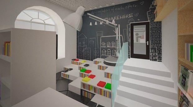 Библиотеку Гоголя откроют в экспериментальном формате. Изображение № 7.
