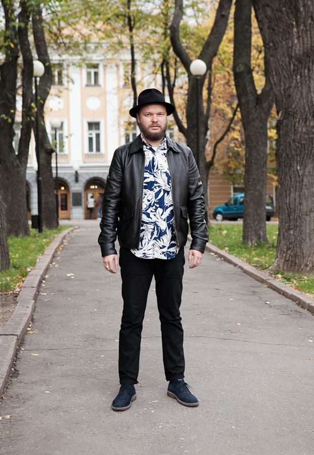 Внешний вид: Владимир Ковановский, музыкант и блогер. Изображение №1.