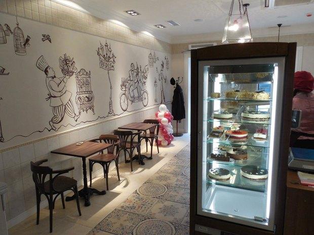 В Киеве открылись две пекарни-кондитерские La Brioche. Изображение № 3.
