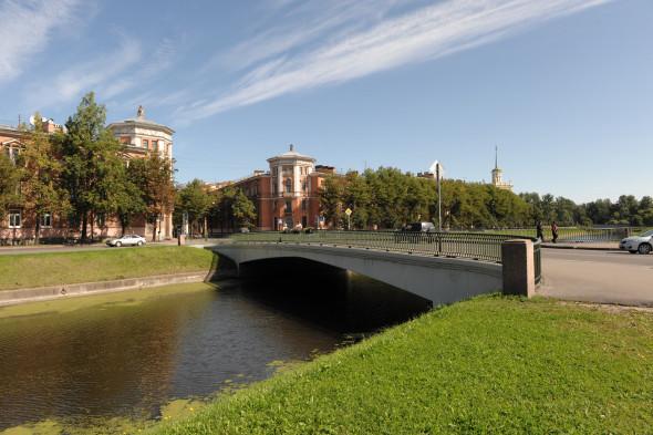 Тверской мост. Изображение № 11.