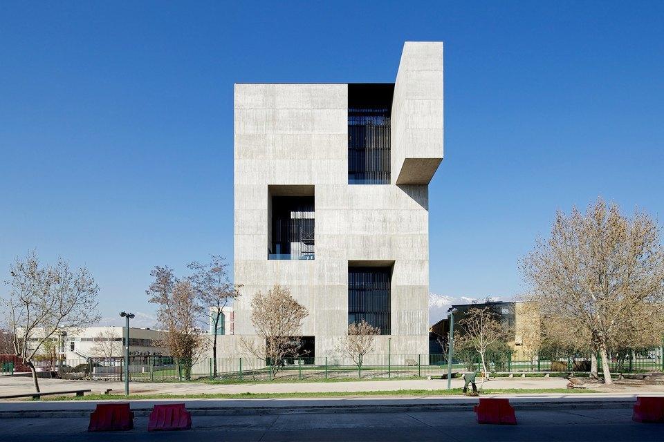 Пять самых интересных зданий ноября. Изображение № 11.