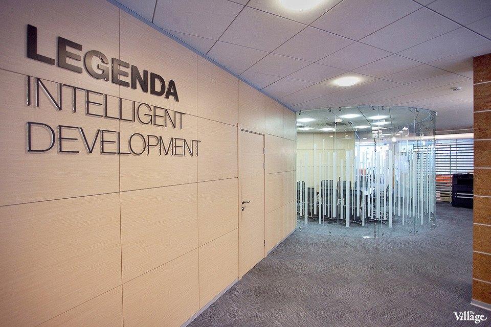Офис недели (Петербург): Legenda Intelligent Development. Изображение № 3.
