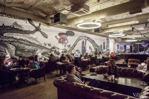 Новое место: Кафе, бар и магазин WT4. Изображение № 5.