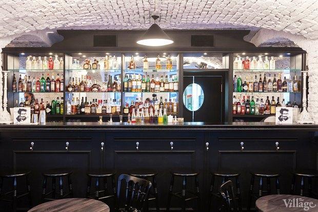 Новое место: Ресторан-бар Belinsky . Изображение № 3.