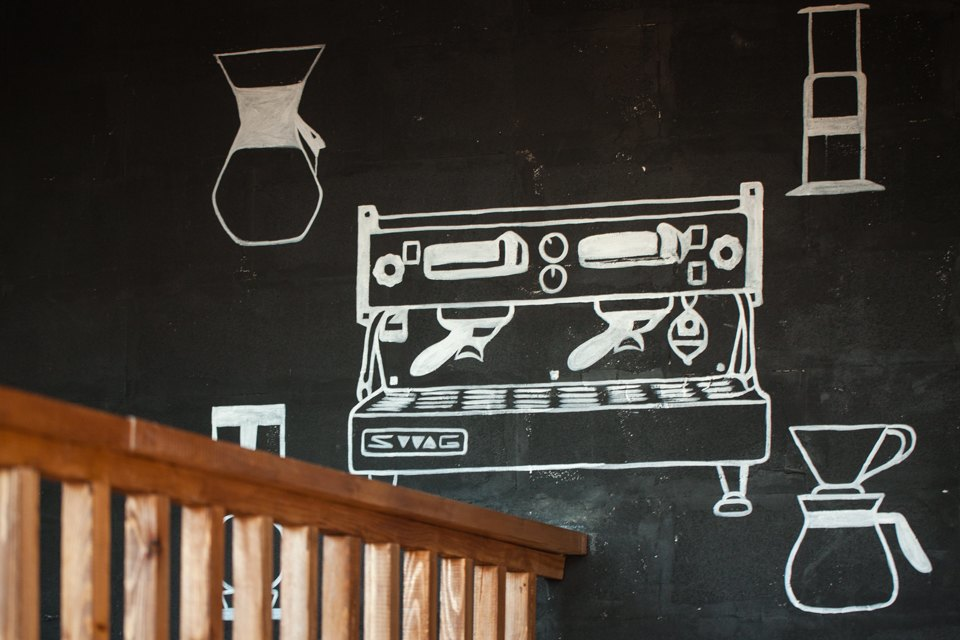 Кофейня Coffee3 влофте Contour . Изображение № 11.