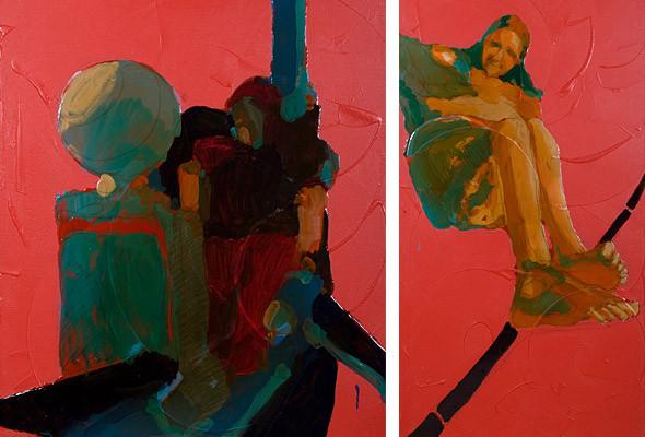 В Киеве пройдет выставка новых работ Оксаны Мась. Зображення № 7.