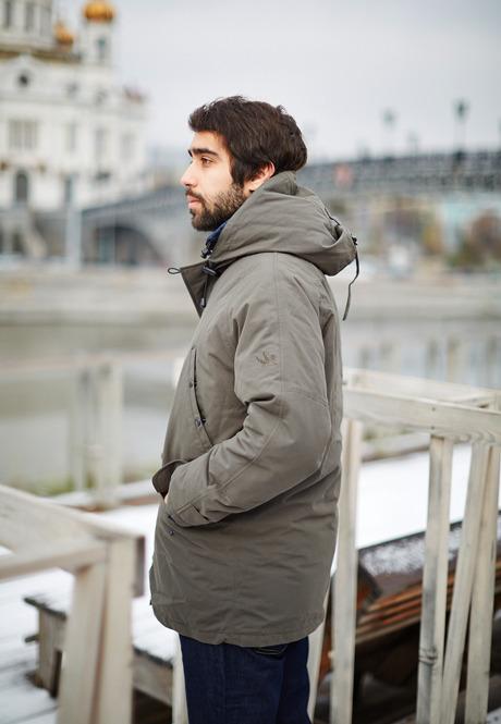 Вещи недели: 10тёплых мужских курток. Изображение №2.