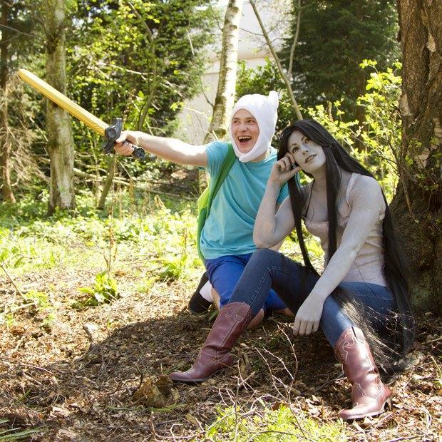 «Зомби-забег», фестиваль Adventure Time, «Архстояние» иещё 15событий. Изображение № 12.