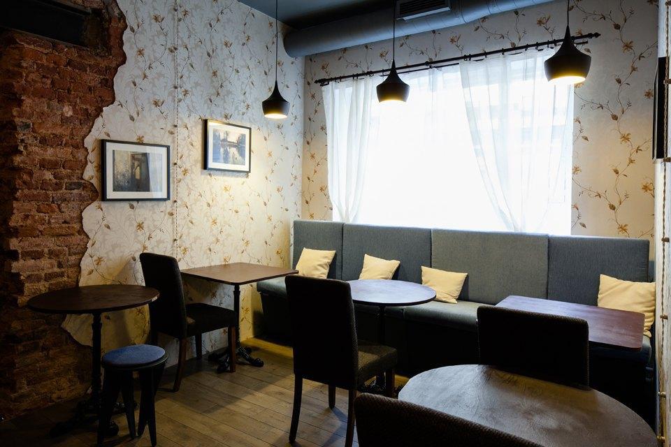 Кафе «Укроп» наВасилеостровской . Изображение № 4.