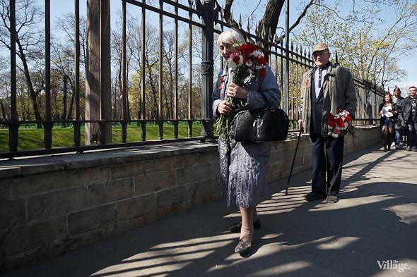 День Победы в Москве и Петербурге: Как гуляют и о чём вспоминают ветераны 9 Мая. Изображение № 71.