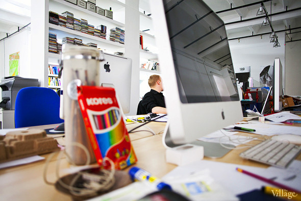 Офис недели (Москва): Zolotogroup и Ostengruppe. Изображение № 16.