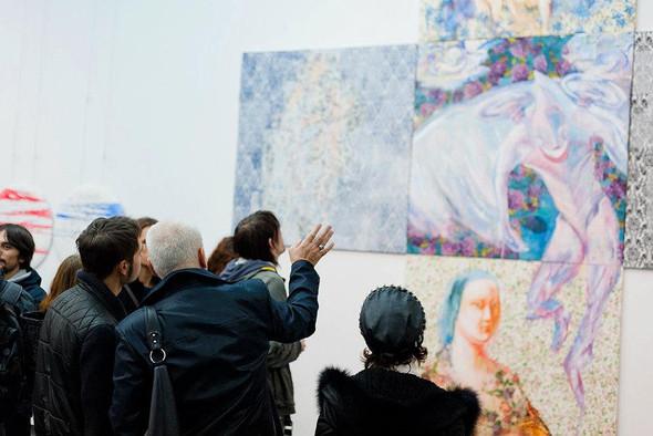 В Центре современного искусства «М17» провели эксперимент с мастерами инсталляций. Изображение № 6.