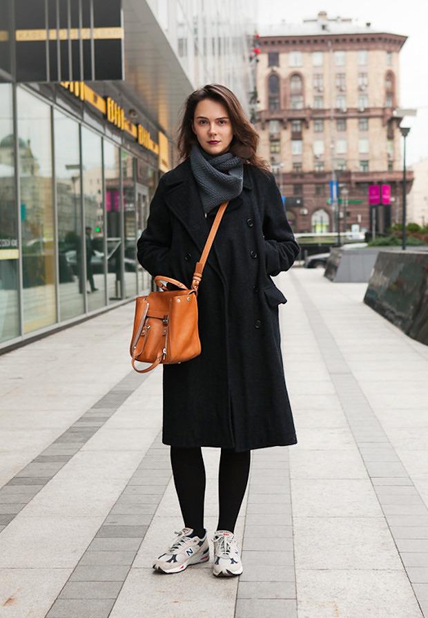 Внешний вид: Ксения Тишкевич, бизнес-аналитик. Изображение №1.