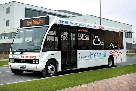 В Ирпень и Бровары планируют пустить электробусы. Зображення № 1.