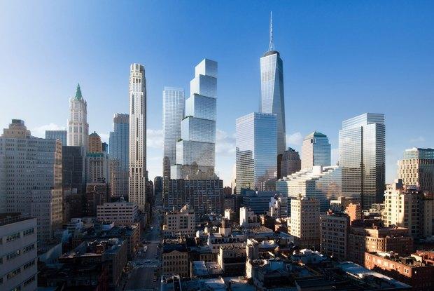 Проект 2 World Trade Center  Фотография: big.dk. Изображение № 4.