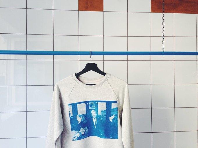 Владельцы «Мыльной белки» открывают магазин мужской одежды в«Этажах» . Изображение № 1.