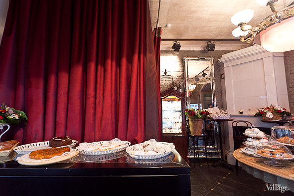 Третья кондитерская «Бизе» открылась на Почтамтской улице. Изображение № 33.