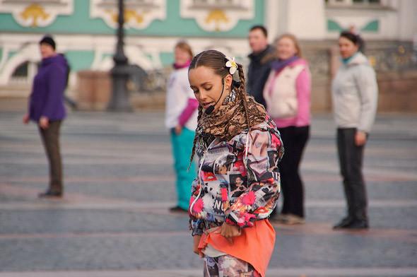 С конца апреля в Киеве начнут проводить зарядки под открытым небом. Зображення № 3.