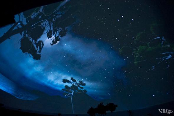 Atmasfera 360: Сферическое кино, игры на сенсорных панелях и шоколадные телескопы. Зображення № 2.