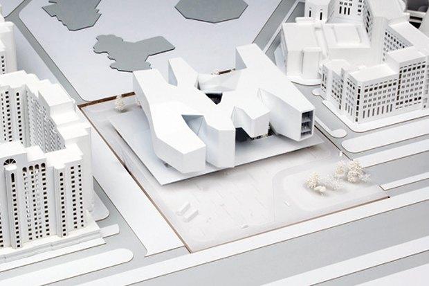 Представлены шесть проектов нового здания Политехнического музея. Изображение № 24.