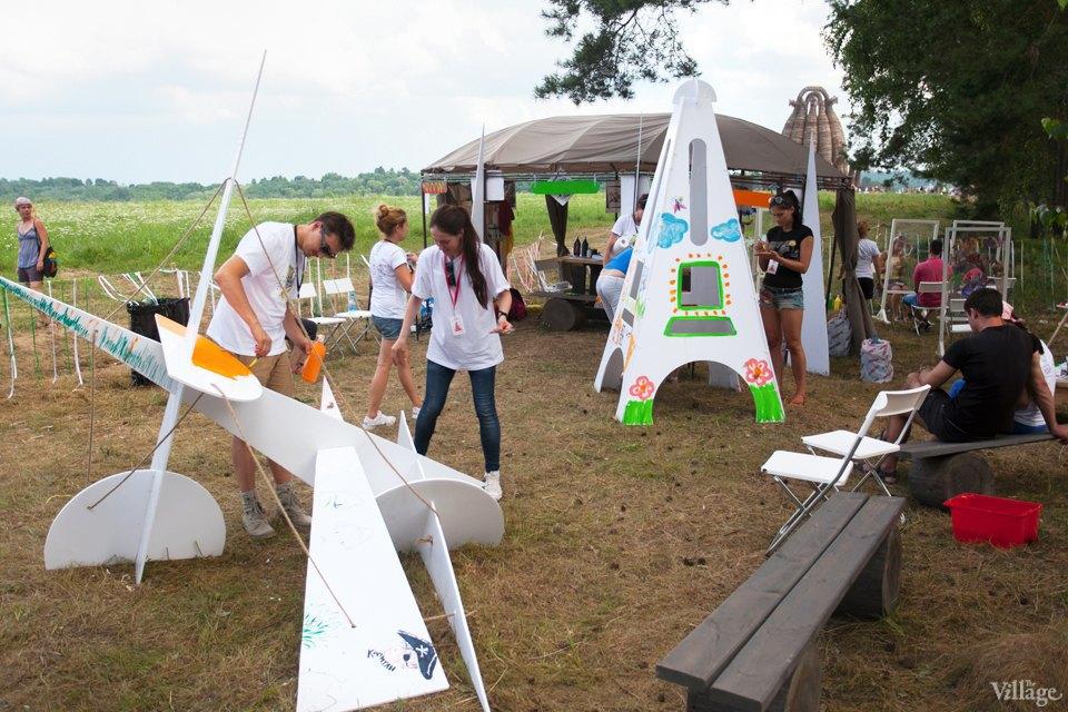 Маршрут на выходные: Парк «Никола-Ленивец». Изображение № 46.