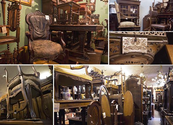 Глубокоуважаемый шкаф: 5 мебельных комиссионных магазинов Петербурга. Изображение № 9.